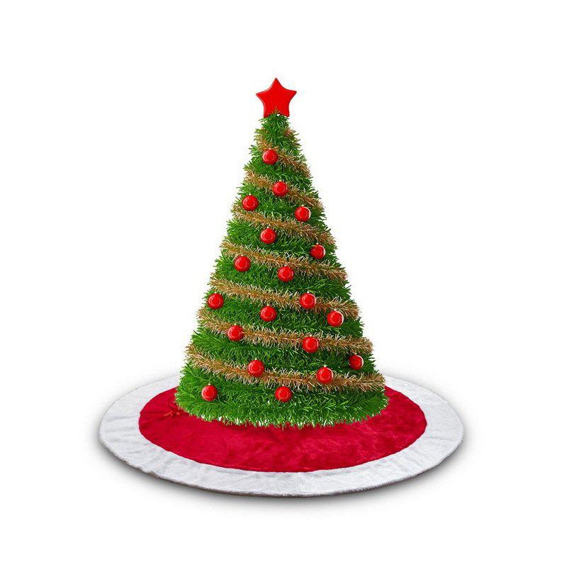 Outfits 1pc Good Quality Christmas Tree Skirt 100cm