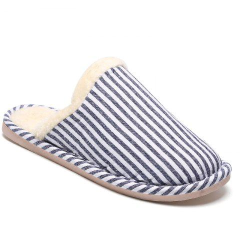 Unique Women Winter Slippers Casual Warm Comfort Leisure Slip on Shoes