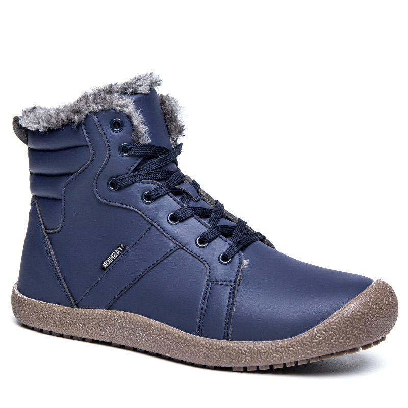 Online Men Outdoor Sport Cool Trekking Mountain Big Size Anti-Skid Tourism Trend Sneakers