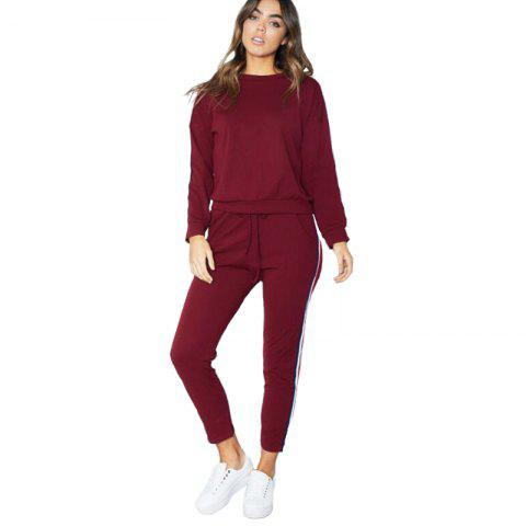 Fancy Sexy Fashion Casual Sports Suit