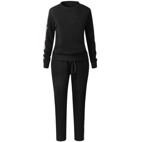 Outfit Sexy Fashion Casual Sports Suit