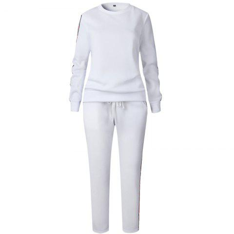 Affordable Sexy Fashion Casual Sports Suit