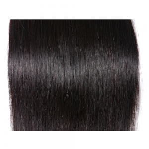 Brazilian Silky Straight Virgin Human Hair Weave Exention 3 Pieces 8 inch - 28 inch -