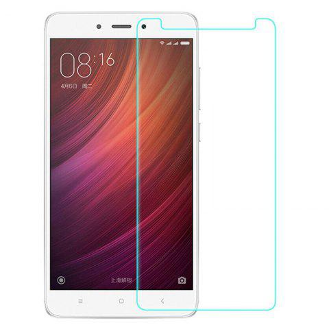 Trendy Tempered Glass Membrane Steel 0.26MM Half-Screen 2.5D Round Edge for Xiaomi Red Rice Note 4X
