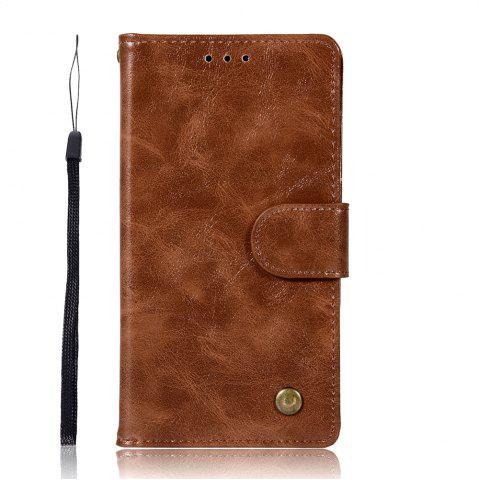 Buy Upscale Retro Pattern Flip PU Leather Wallet Case for Moto C 2017