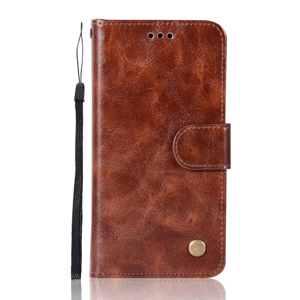 Trendy Upscale Retro Pattern Flip PU Leather Wallet Case for Xiaomi Redmi 4A