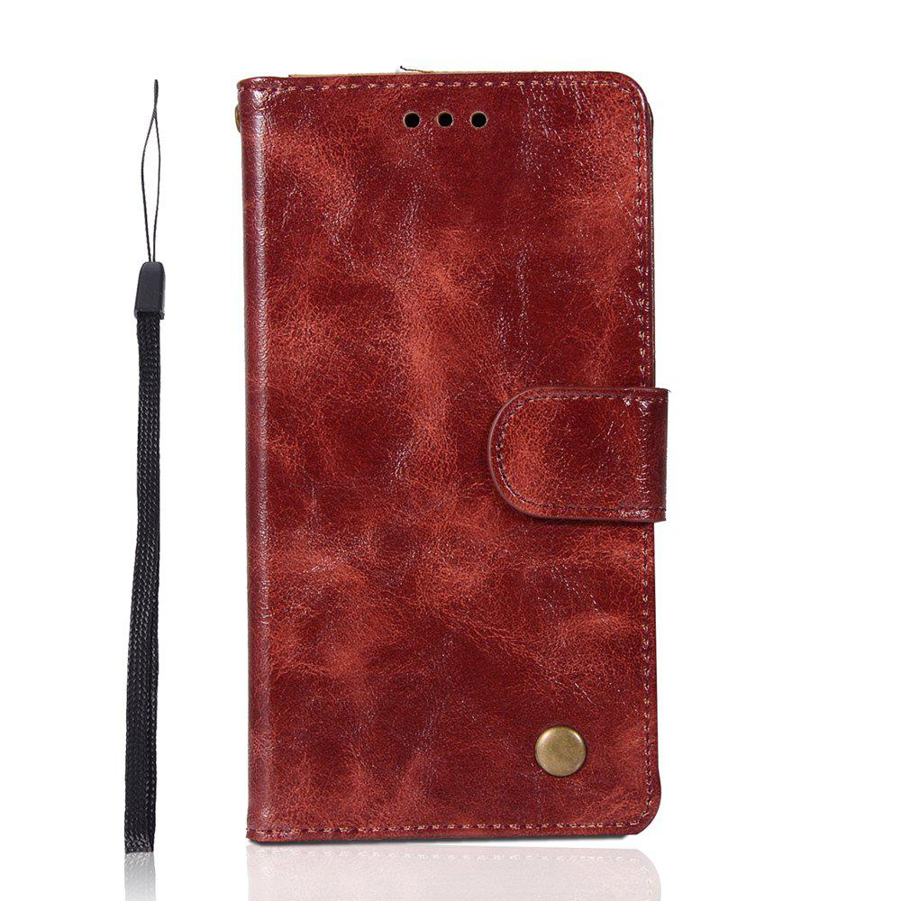 Unique Upscale Retro Pattern Flip PU Leather Wallet Case for Huawei P10 Lite