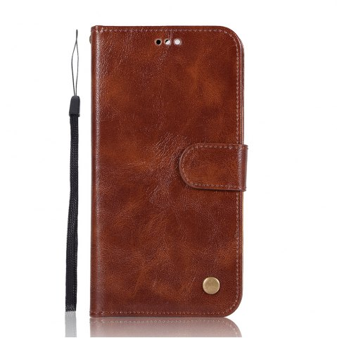 Unique Upscale Retro Pattern Flip PU Leather Wallet Case for Huawei Honor V9