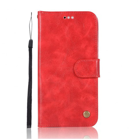 Chic Upscale Retro Pattern Flip PU Leather Wallet Case for Huawei Honor V9