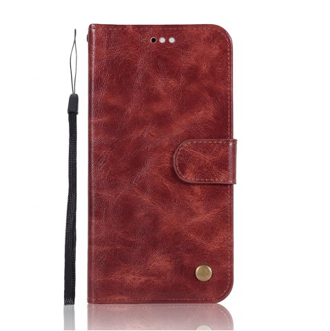 Trendy Upscale Retro Pattern Flip PU Leather Wallet Case for Huawei Honor V9