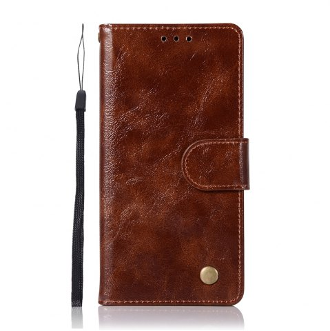 Shop Upscale Retro Pattern Flip PU Leather Wallet Case for Huawei Honor 9