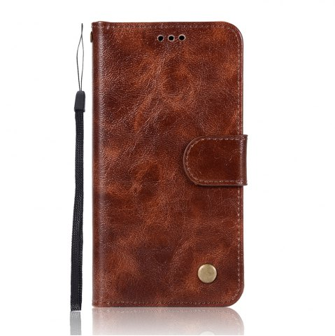 Cheap Upscale Retro Pattern Flip PU Leather Wallet Case for Huawei Honor 6C