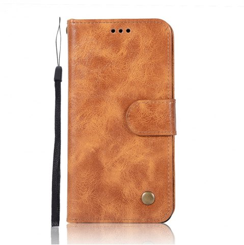 Best Upscale Retro Pattern Flip PU Leather Wallet Case for Huawei Honor 6C