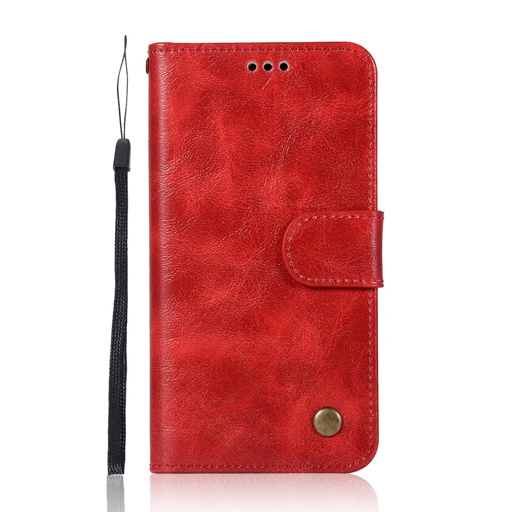 Shops Upscale Retro Pattern Flip PU Leather Wallet Case for Huawei Honor 6C
