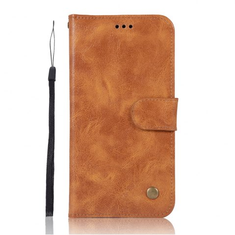 Trendy Upscale Retro Pattern Flip PU Leather Wallet Case for Xiaomi 5X