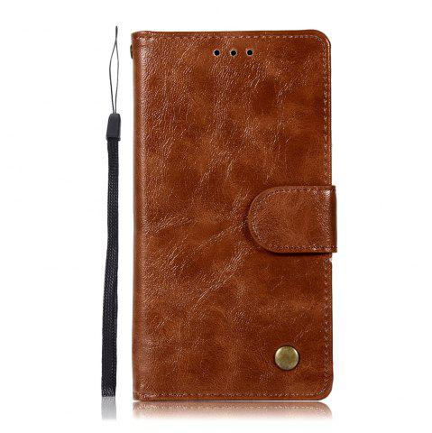 New Upscale Retro Pattern Flip PU Leather Wallet Case for Xiaomi 5S