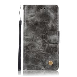 Upscale Retro Pattern Flip PU Leather Wallet Case for Xiaomi 5S -