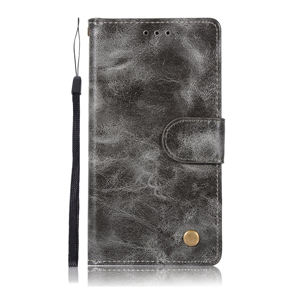 Chic Upscale Retro Pattern Flip PU Leather Wallet Case for Xiaomi 5S