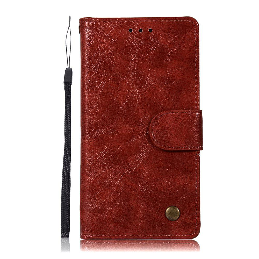 Trendy Upscale Retro Pattern Flip PU Leather Wallet Case for Xiaomi 5S