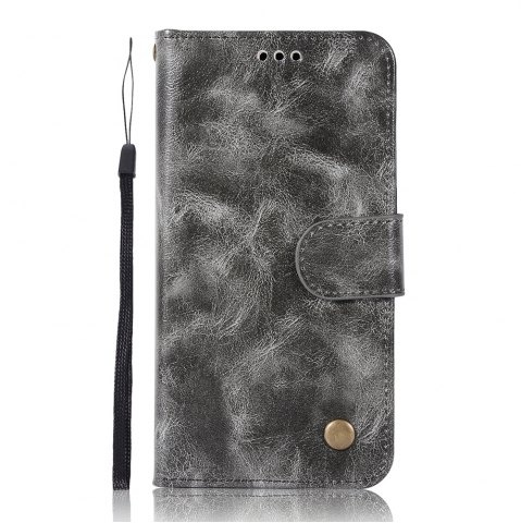 Online Upscale Retro Pattern Flip PU Leather Wallet Case for Xiaomi Redmi 4