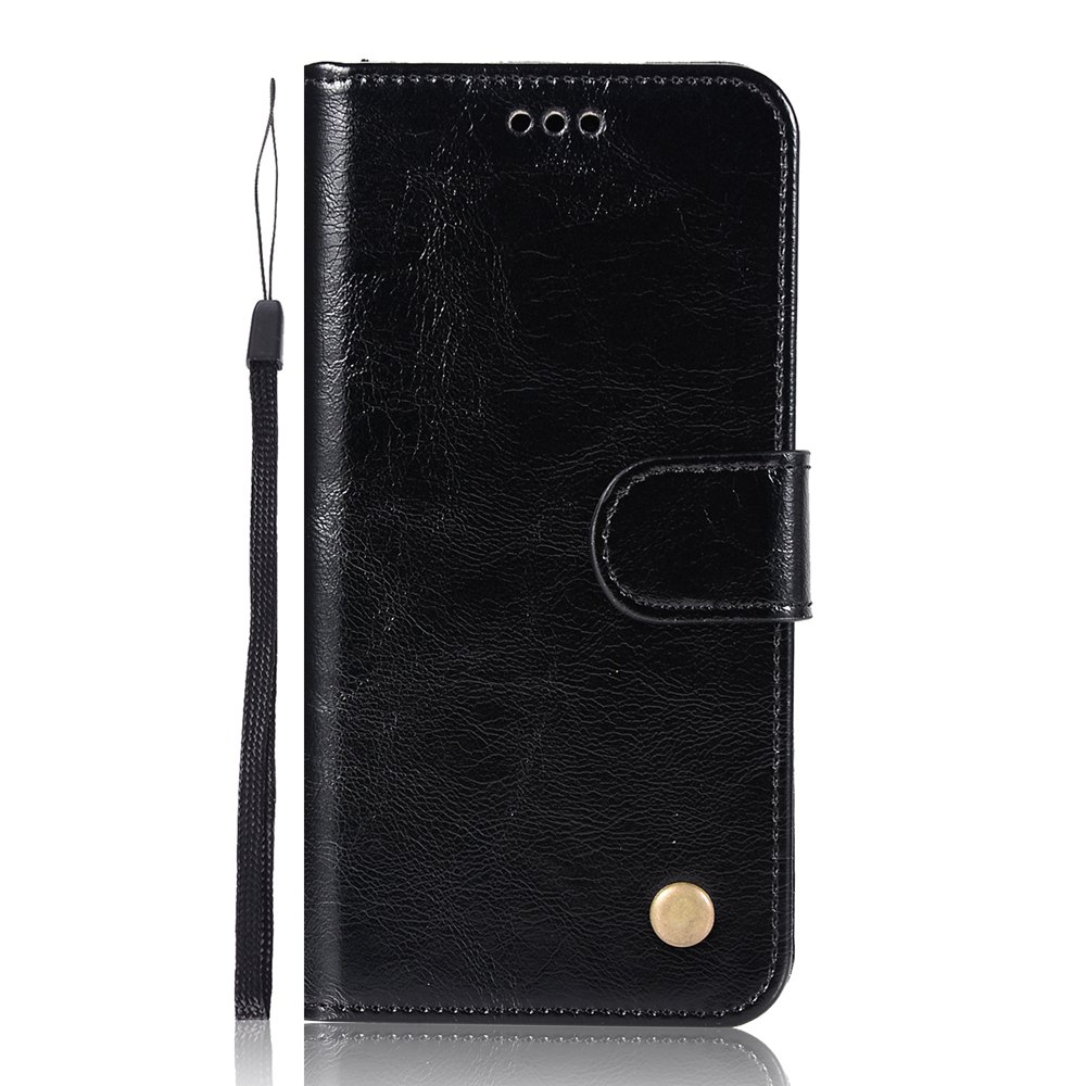 Unique Upscale Retro Pattern Flip PU Leather Wallet Case for Xiaomi Redmi 4