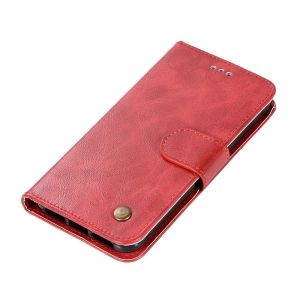 Upscale Retro Pattern Flip PU Leather Wallet Case for Xiaomi Redmi 4X -