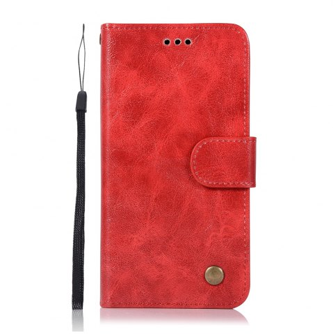 Unique Upscale Retro Pattern Flip PU Leather Wallet Case for Xiaomi Redmi 4X