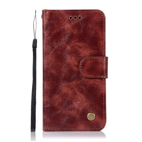 New Upscale Retro Pattern Flip PU Leather Wallet Case for Xiaomi Redmi 4X