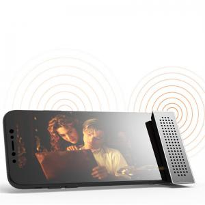 Creative Sound Amplifier Support Smartphone Phone Stent with 6 - 10mm Thickness -