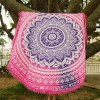 Fashion Circular Lace Beach Towel -