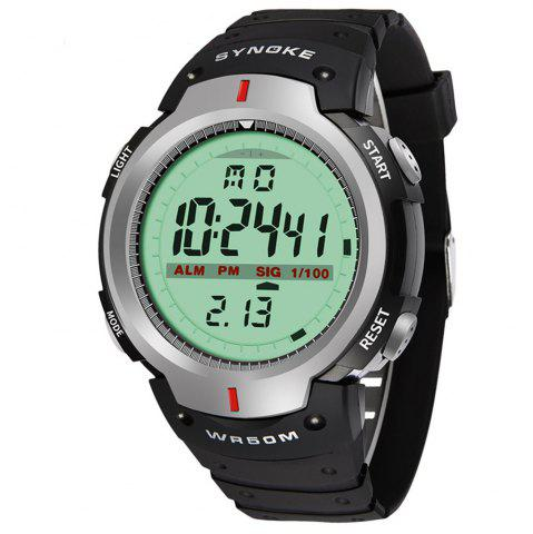 Outfit Sports Outdoor Waterproof Men Digital  Watch
