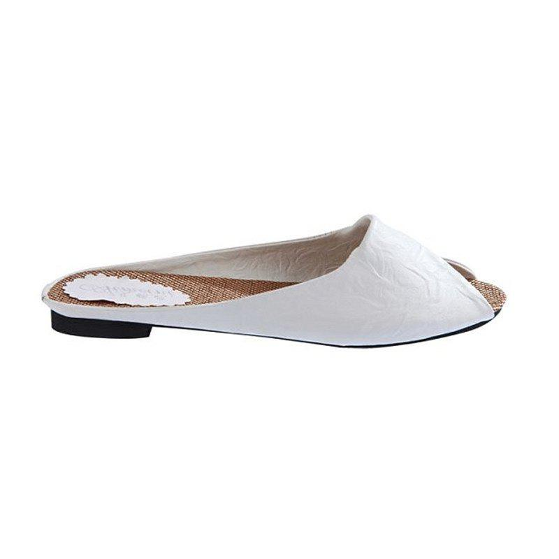 Outfits 2017 New Flat Open Toe Slippers Women