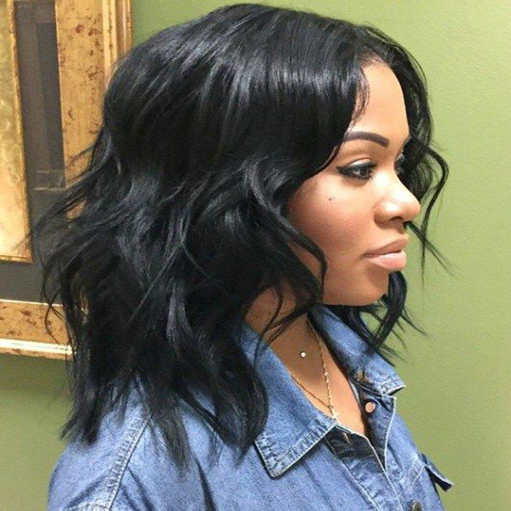 Fashion 130% Short Bob Wigs Glueless Lace Front Wigs for Black Women