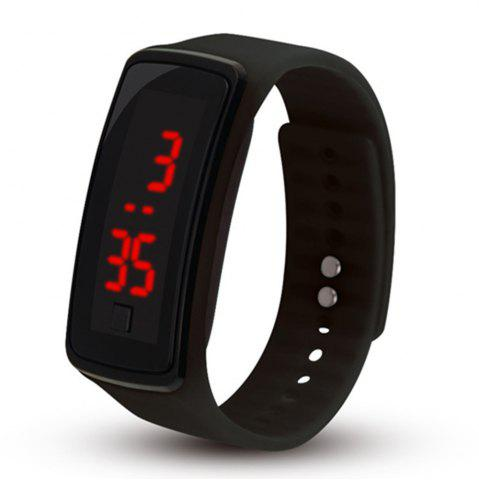 Trendy Men Women LED Digital Bracelet Watch