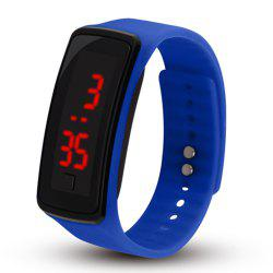Men Women LED Digital Bracelet Watch -