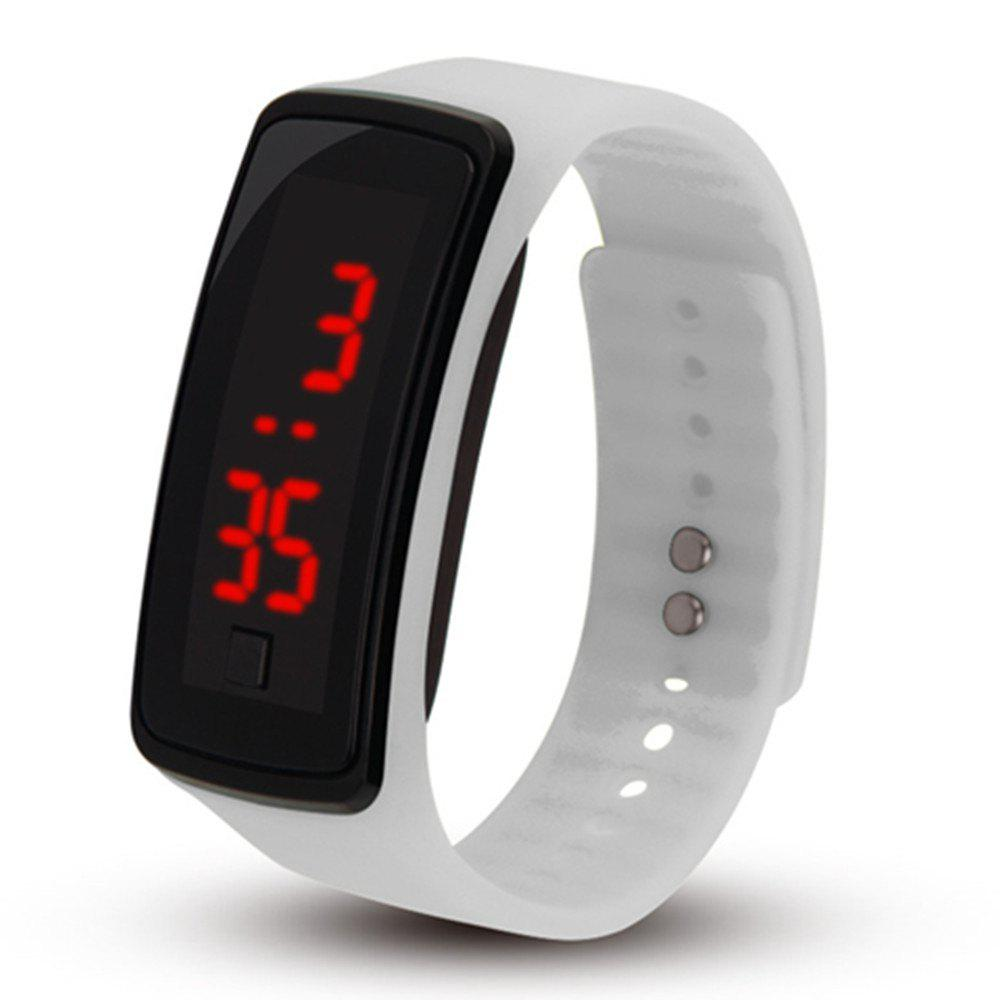 Online Men Women LED Digital Bracelet Watch