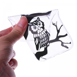Owl Pattern Soft TPU Clear Case for Huawei Mate 10 -