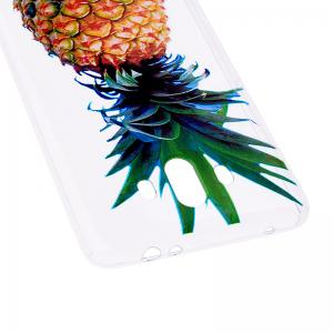 Pineapple Pattern Soft TPU Clear Case for Huawei Mate 10 -