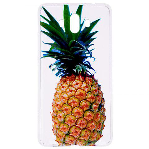Fancy Pineapple Pattern Soft TPU Clear Case for Huawei Mate 10