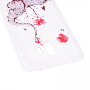 Elephant Pattern Soft TPU Clear Case for Huawei Mate 10 -
