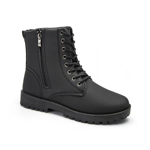 Fancy Autumn and Winter Fashion  High Top Men's Boots
