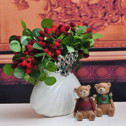 Anti-Real Mulberry Flower Fake Flowers -