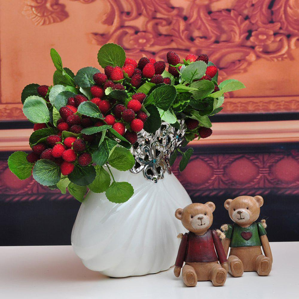 Buy Anti-Real Mulberry Flower Fake Flowers