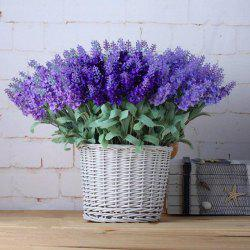 Artificial plant Lavender fake flowers -