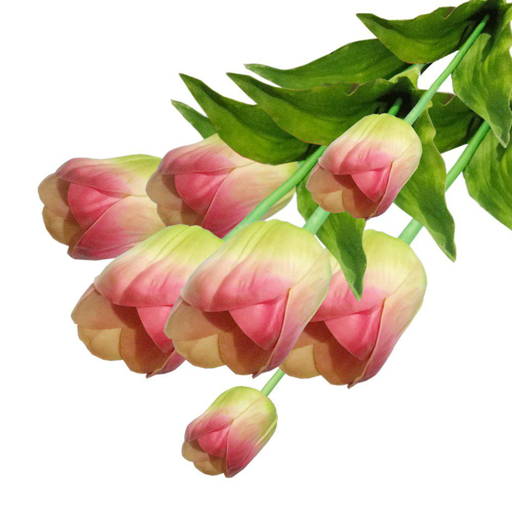 Cheap Anti-real flowers tulip fake flowers (large)