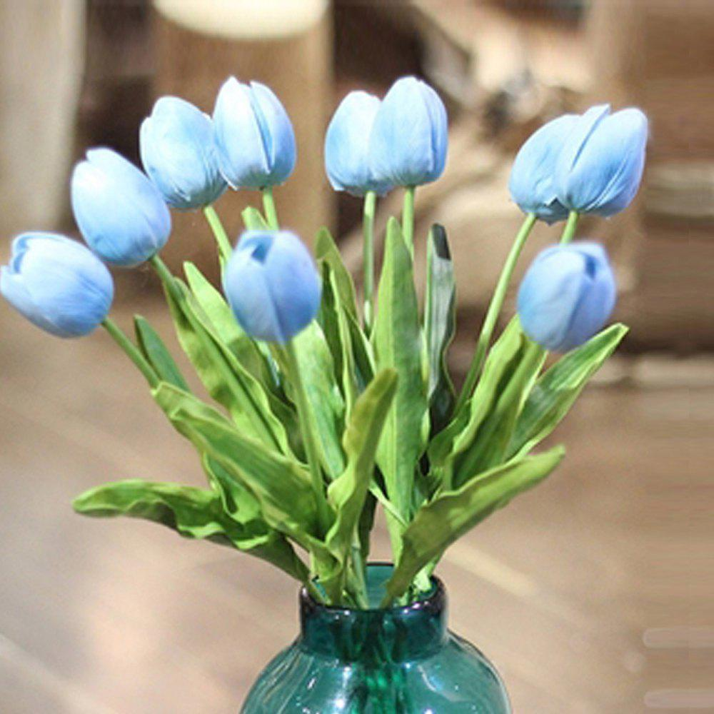 Shops Anti-Real Flowers Tulip Fake Flowers (Medium)