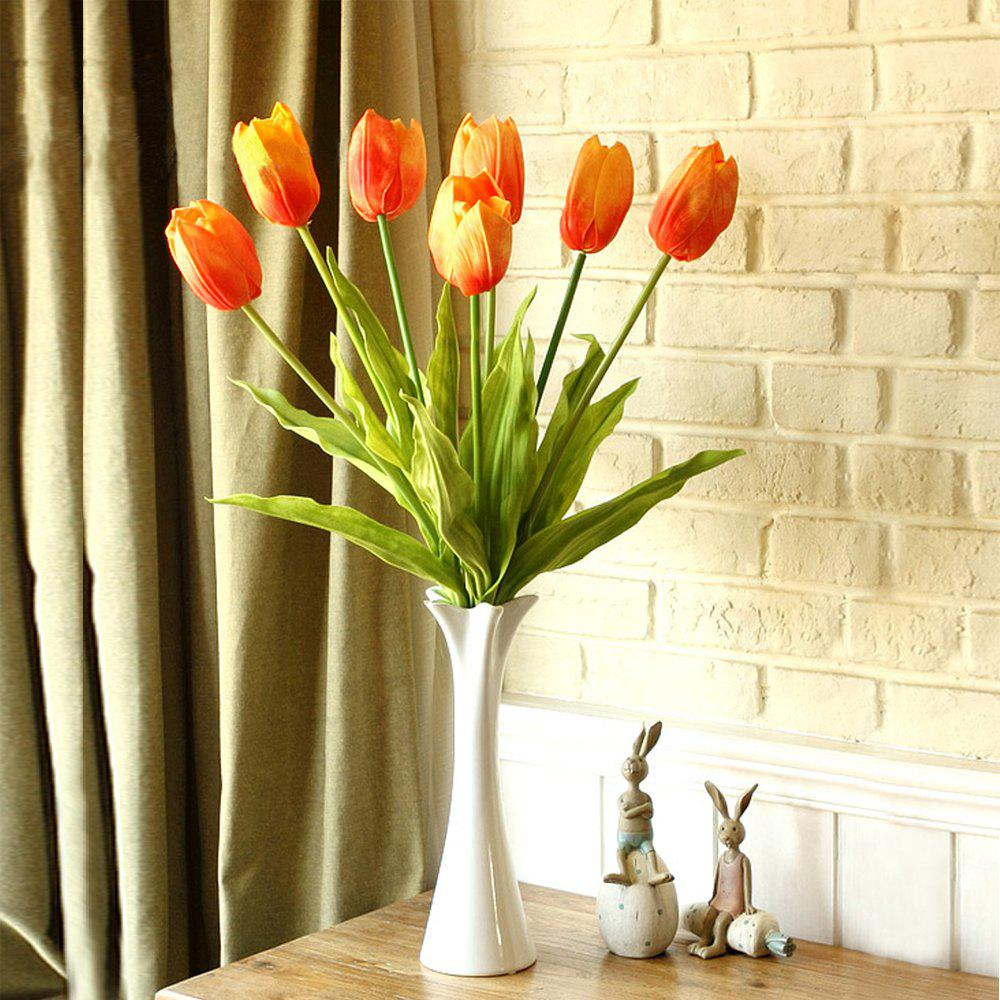Chic Anti-Real Flowers Tulip Fake Flowers (Medium)