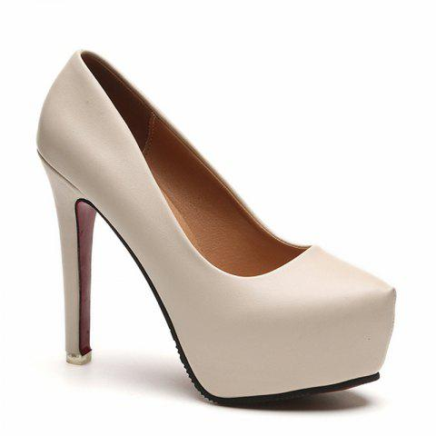 Discount Ladies Sexy Stiletto All-match Pointed Shoes Women's Occupation Club