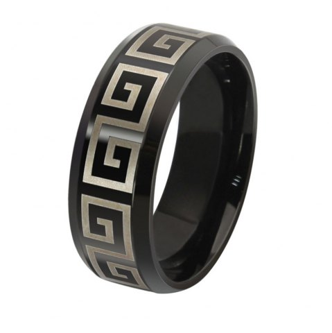 Hot The Great Wall Ring Men Simple Fashion Jewelry