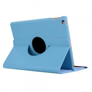 360 Degree Rotating Case For iPad Air 2 Case Cover Funda Tablet  PU Leather Stand Case -